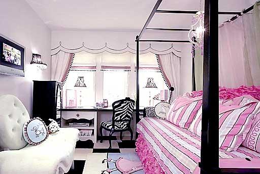фото интерьера комнаты для девушек