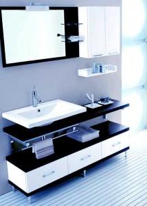 фото мебели в ванной комнате