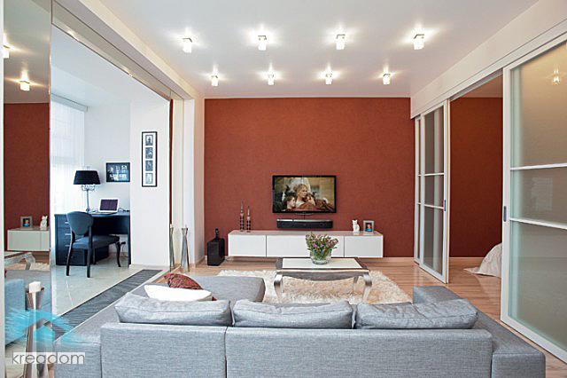 Планировка квартиры с нишей