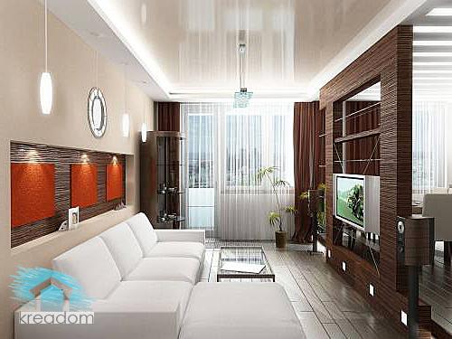 спальня потолок из гипсокартона фото