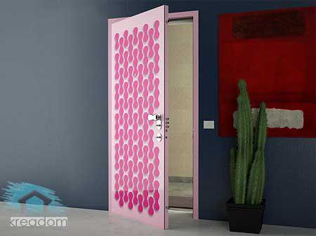 мазонитовые двери в интерьере
