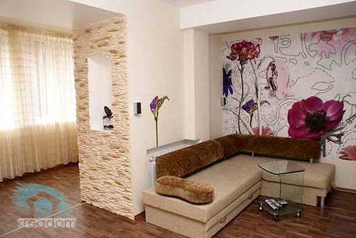 цветовое решение гостиной 18 кв м