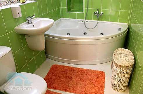 фото дизайна ванной комнаты 5 кв м