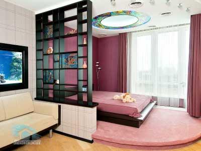 дизайн комнаты 20 кв м