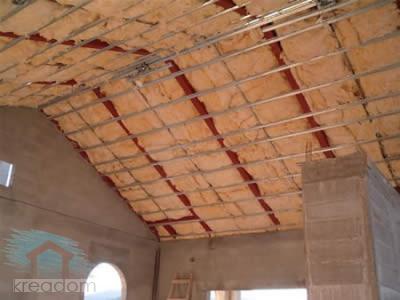 сделать крышу дома
