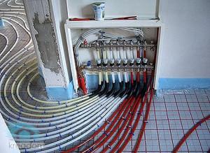 Система отопления в частном доме своими руками