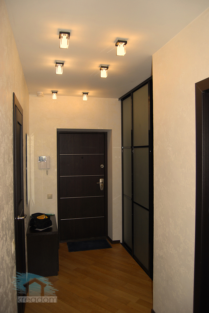 Ремонт коридора в квартире в хрущевке