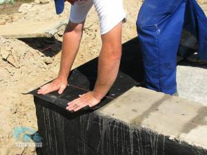 способы гидроизоляции фундамента