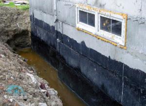 делаем гидроизоляцию подвала