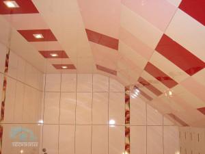 кассетные плиты для потолка