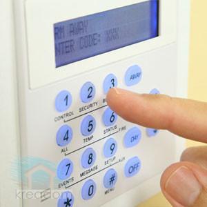 охранная сигнализация в доме