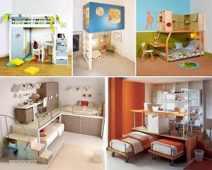 варианты мебельных конструкций