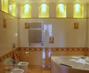 декоративная подсветка ванной комнаты