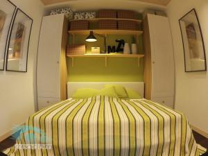 мебель в спальне хрущевки