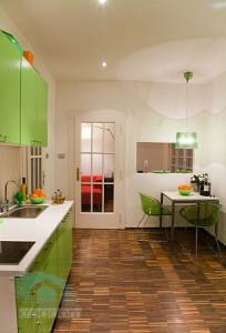 минимальное оформление кухни