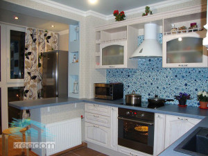 ремонт кухни и лоджии