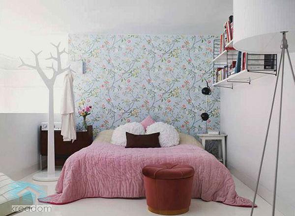 Как сделать ремонт в спальне своими руками дешево фото