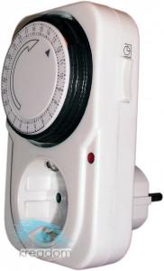 таймер для автоматического контроля электроприборов