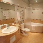 Евроремонт в ванной комнате
