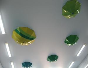 Оригинальные потолочные светильники