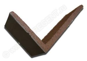 Угловой элемент клинкерной плитки