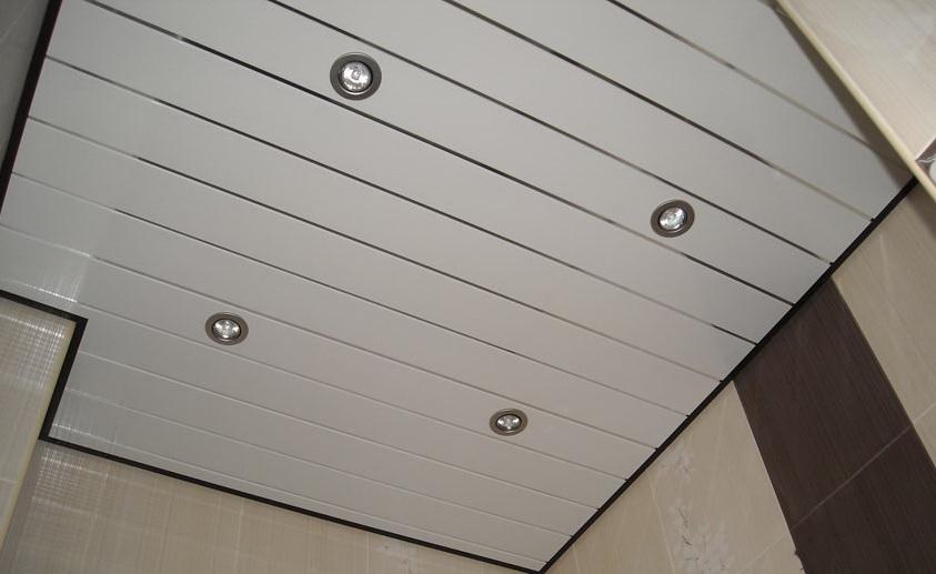Ремонт в ванной из стеновых панелей