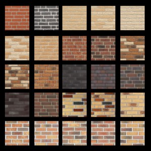 Разнообразная цветовая гамма плитки