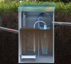 Станция биоочистки сточных вод