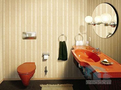 облицовка стен ванной комнаты пластиком
