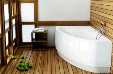 как провести гидроизоляцию деревянного пола в ванной