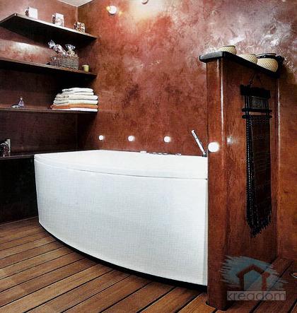 венецианка в ванной
