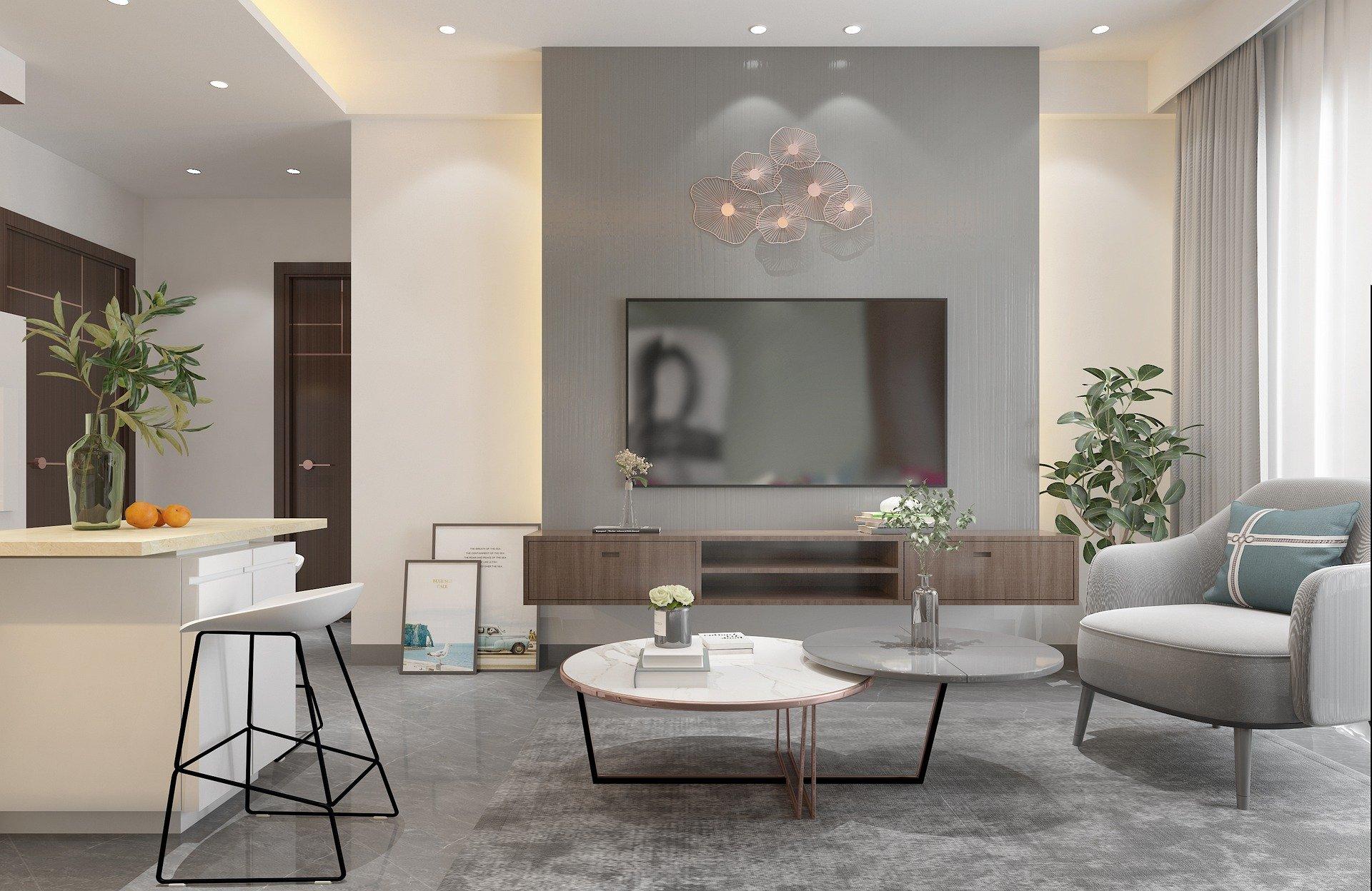 дизайн квартиры однушки